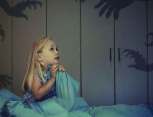 Miedo Infantil. Pautas de actuación para Padres