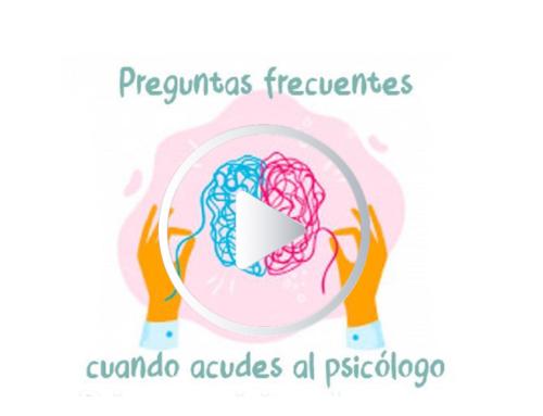 Preguntas frecuentes sobre acudir al psicólogo