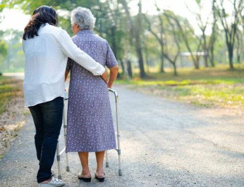 Conflictos en las familias: cuidado de las personas mayores